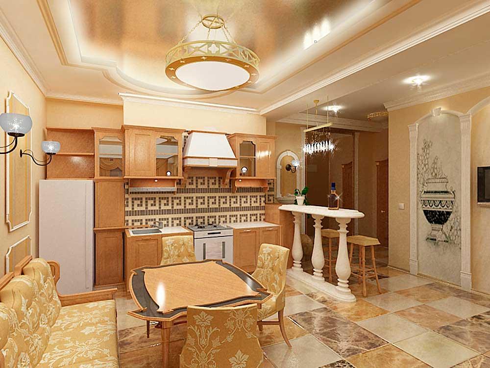 Дизайн квартир vip
